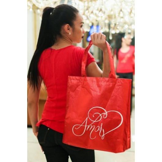 Bolsa Amor Vermelha