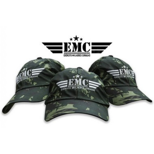 Boné do EMC