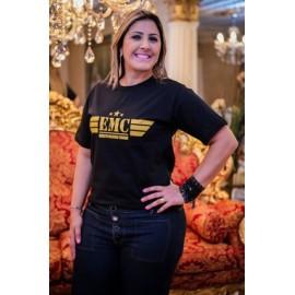 Camiseta EMC Preta